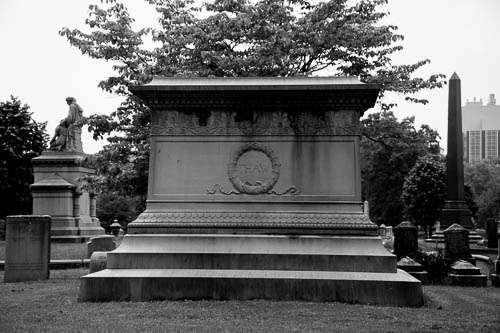 Thaw Family Plot, Allegheny Cemetery, Pittsburgh, PA.