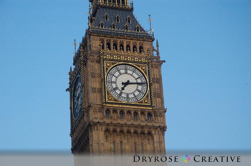 Big Ben. London, England.
